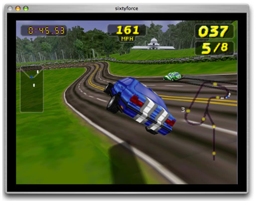 sixtyforce for Mac - Download