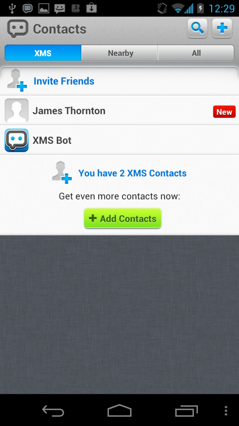 eBuddy XMS for Android - Download