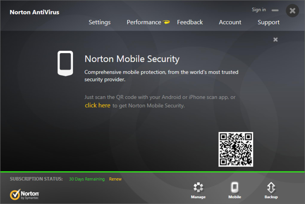 Norton internet security for linux