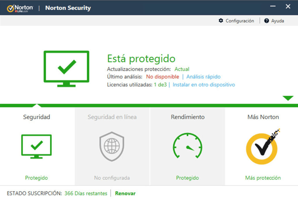 Norton Security Deluxe Descargar
