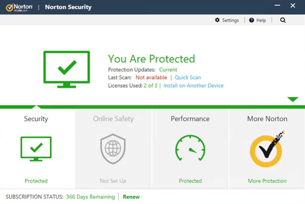 norton antivirus gratis italiano per windows 7