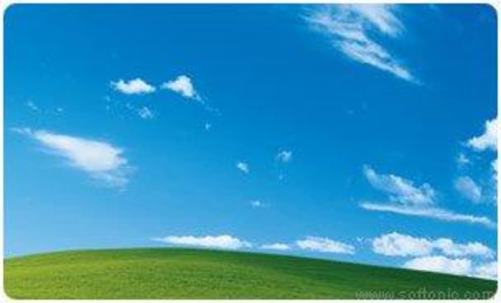 Windows XP Bliss Screen Saver 1 Screenshots