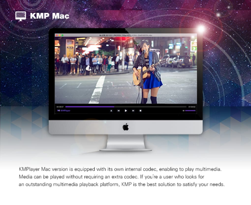 KMPlayer for Mac - Download