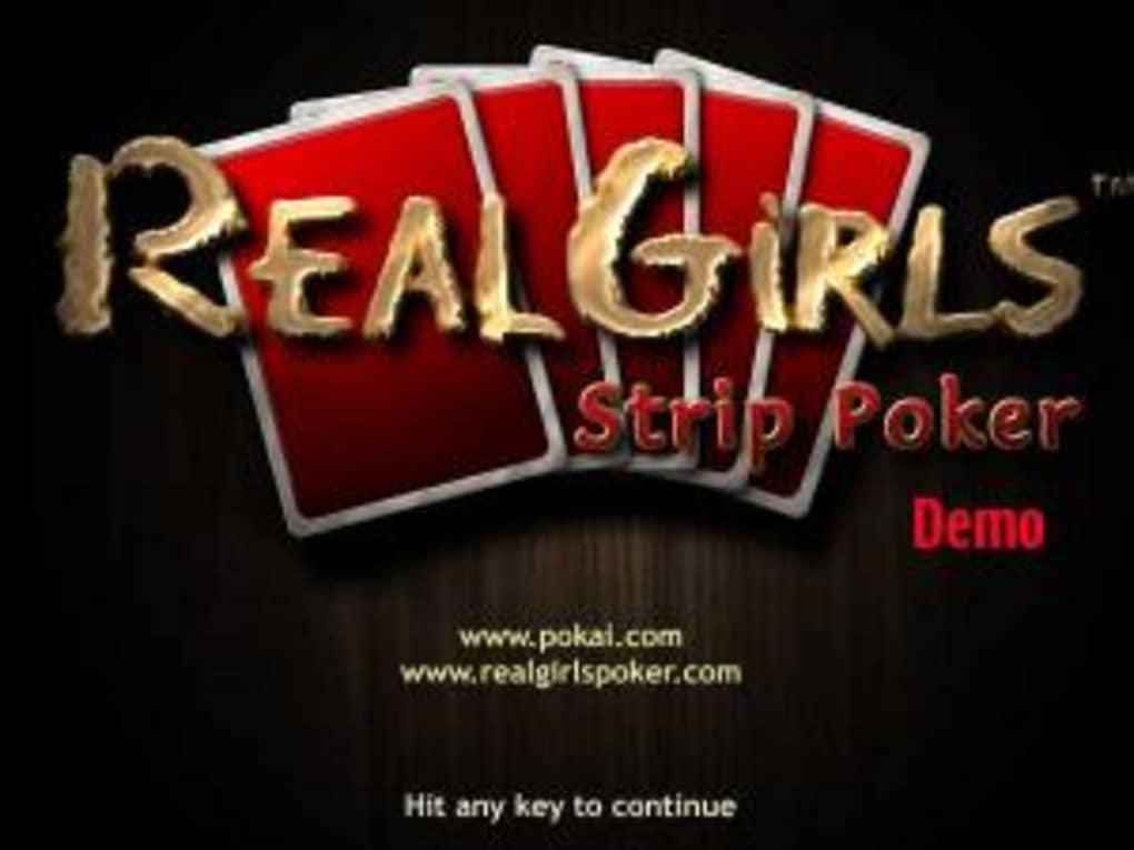 real girls strip poker