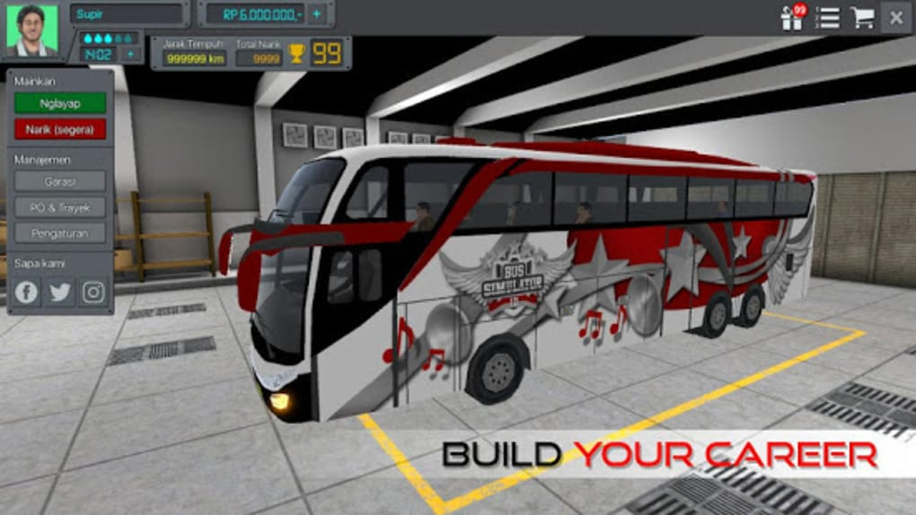 Bus Simulator Indonesia Apk For Android Download