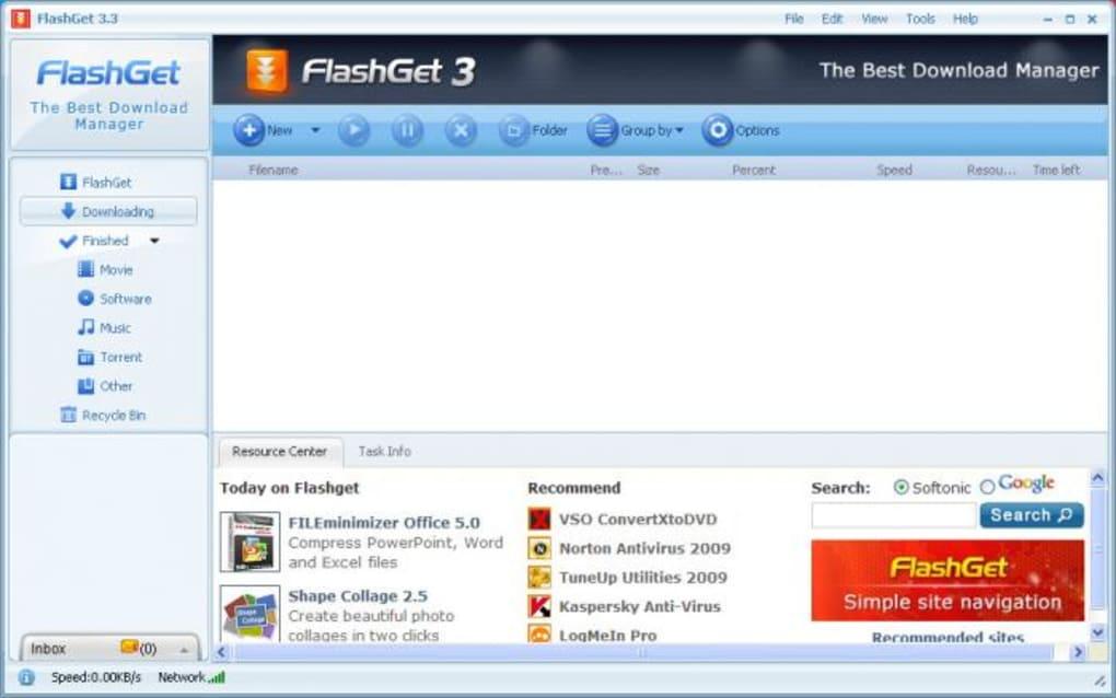 flashget 2011 en francais
