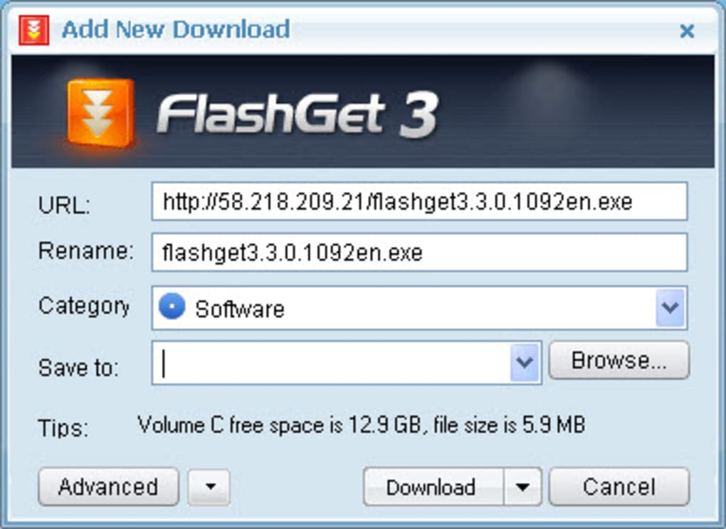 flashget 2009