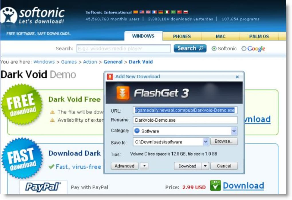 download flashget for windows 7