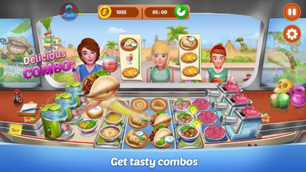 Food Truck Restaurant 2: Kitchen Chef Cooking Game for