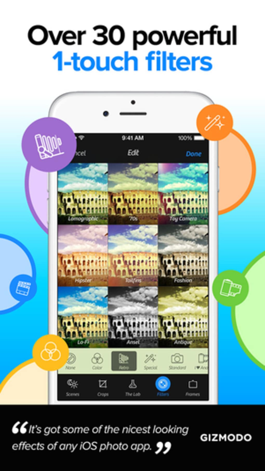 Camera+ for iPhone - Download
