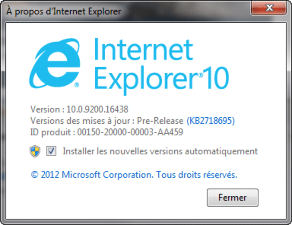 Télécharger Internet Explorer 11 - 01net.com - Telecharger.com