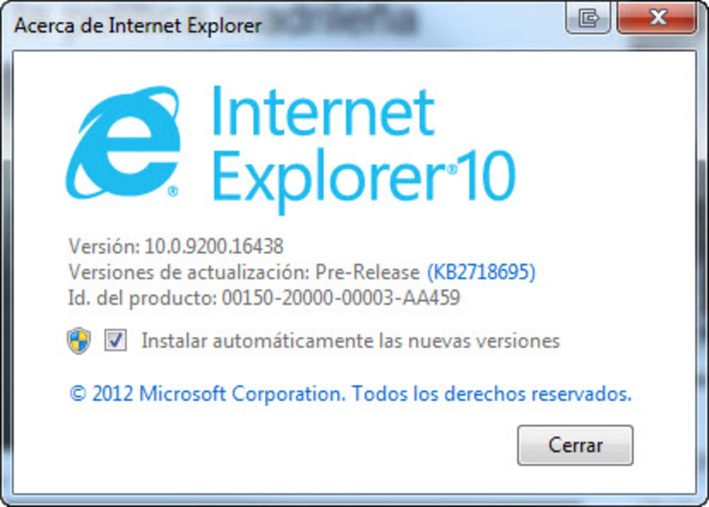 descargar internet explorer 10 para windows 8.1 64 bits español