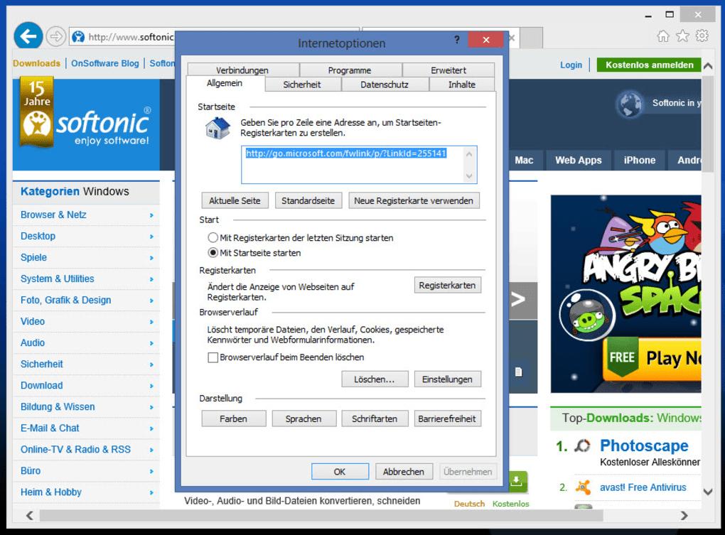 Internet Explorer 10 für Windows 7 (Windows) - Download