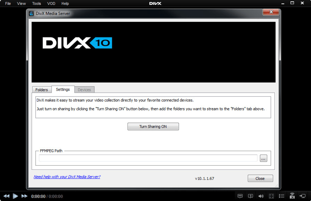 divx player for mac os x 10.6.8