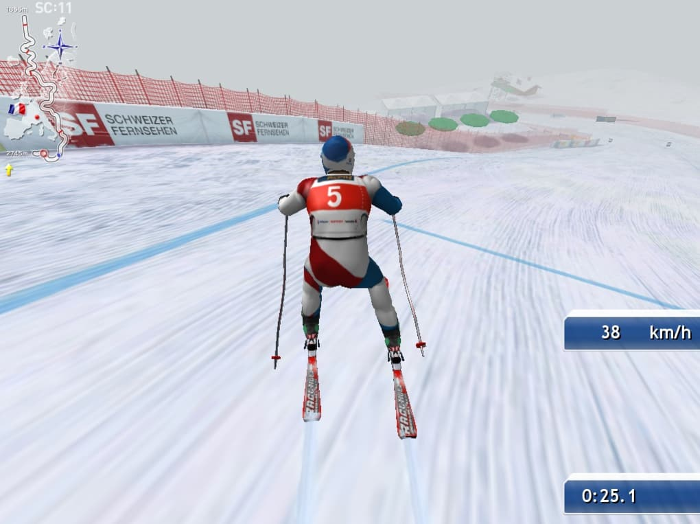 orf ski challenge 2012 download mac
