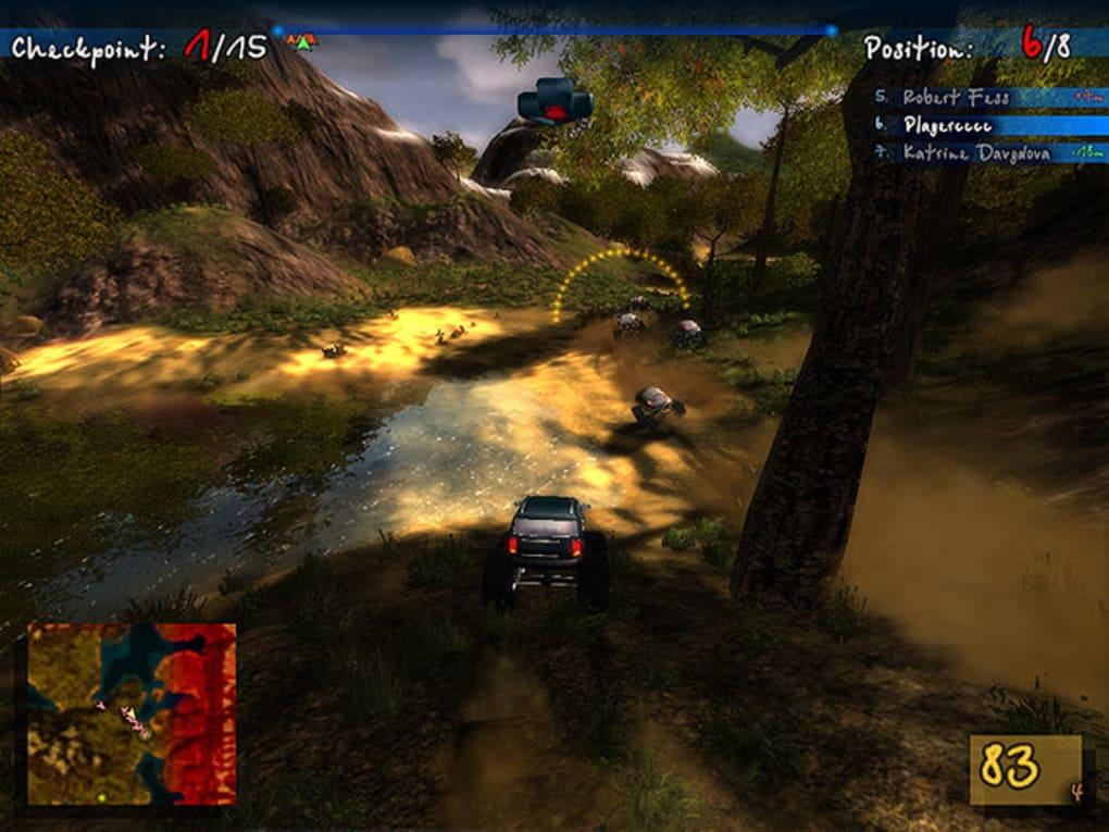 Monster Truck Safari