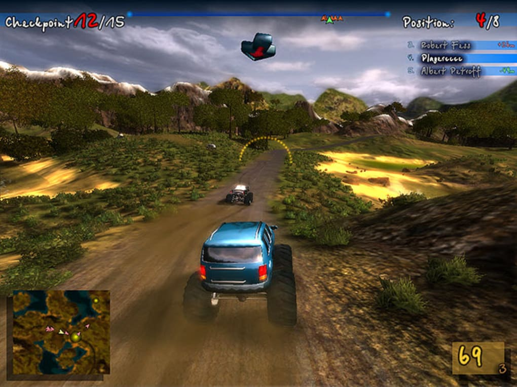 Monster Truck Safari Download
