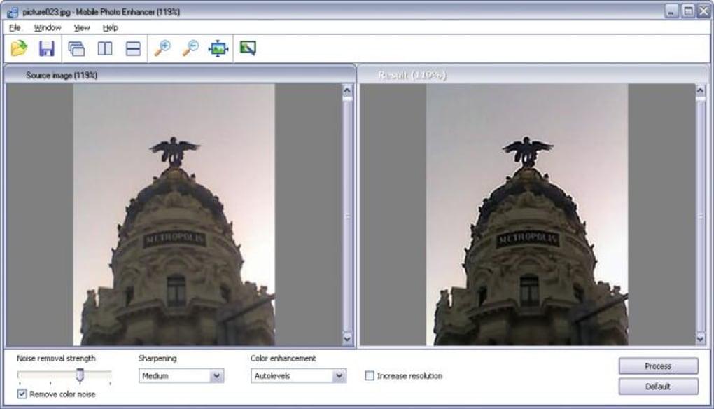 Mobile Photo Enhancer - Download