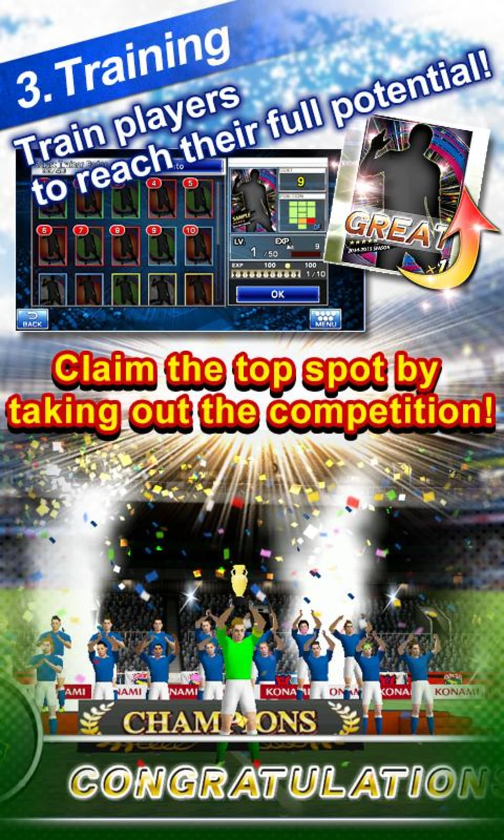 PES COLLECTION for Android - Download
