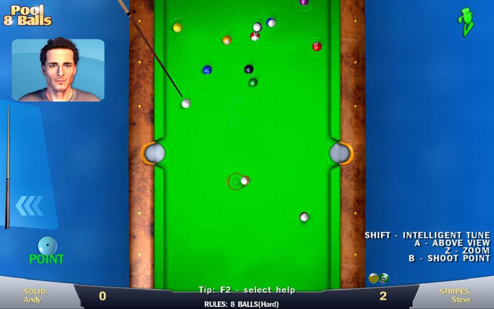 Pool 8 Balls