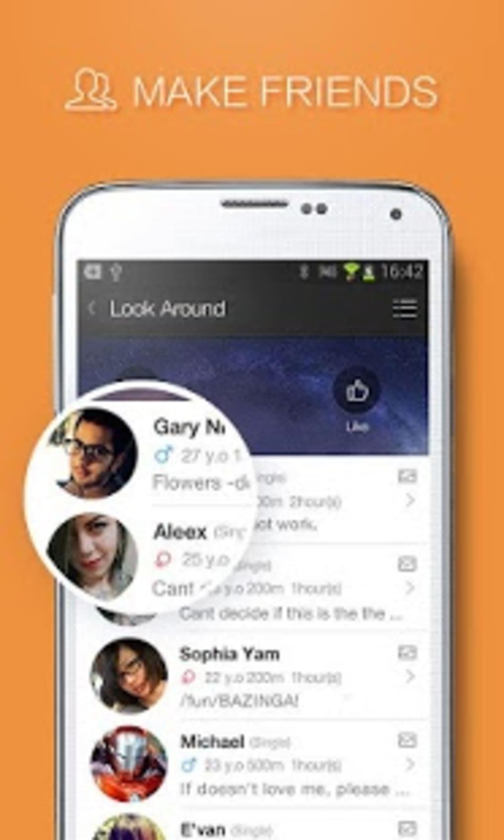 Qq messenger download.