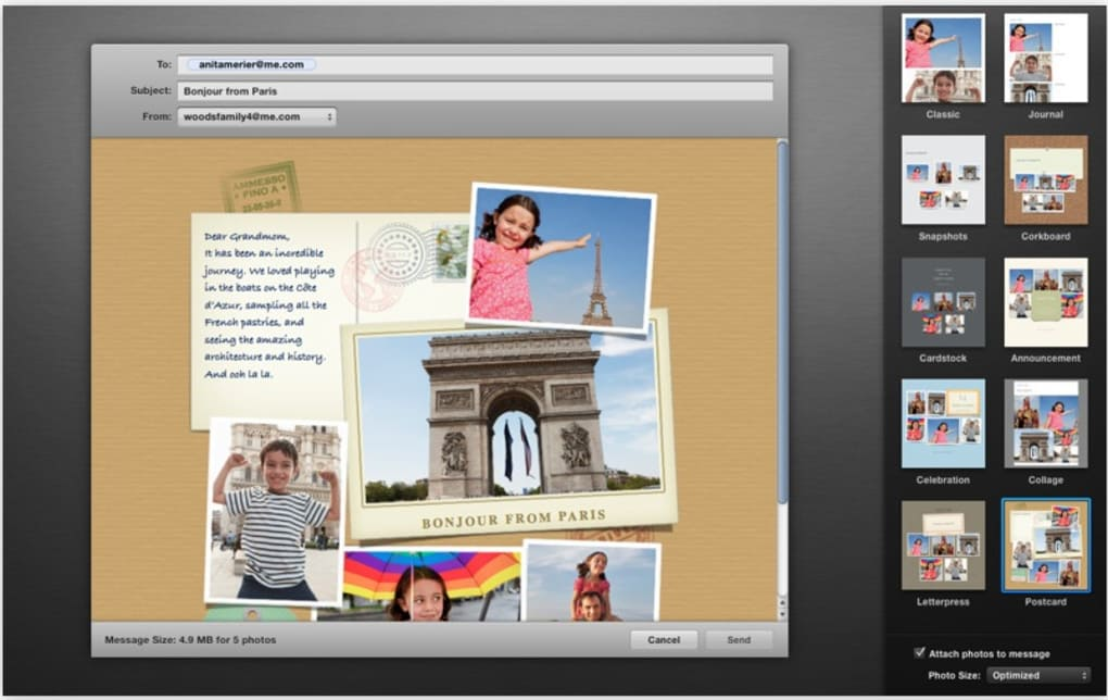 free download iphoto for mac os x