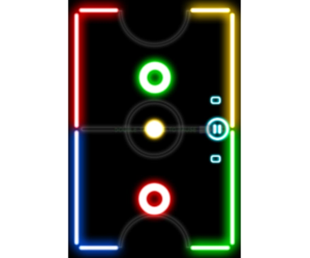 Glow Hockey For IPhone