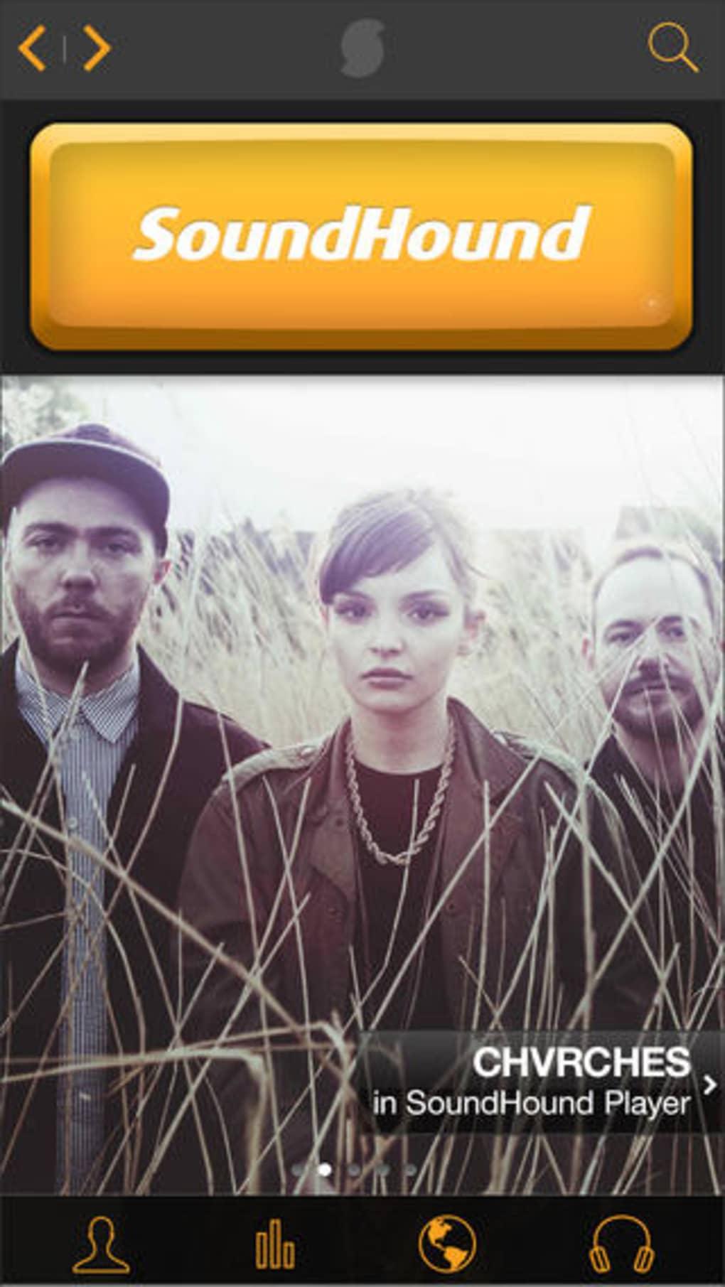 SoundHound für iPhone - Download