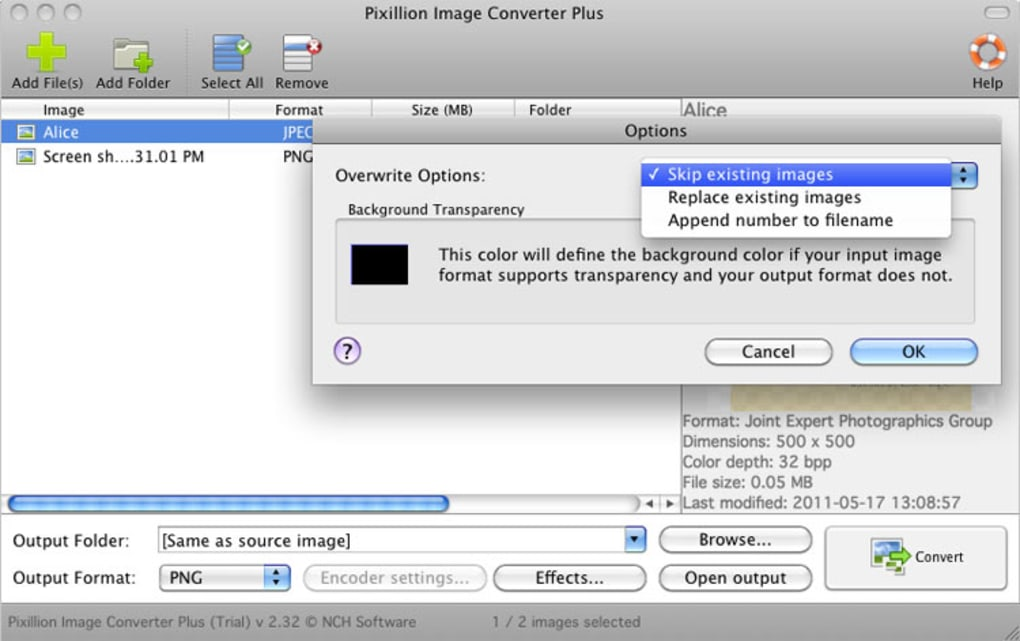 convert photo to jpeg on mac