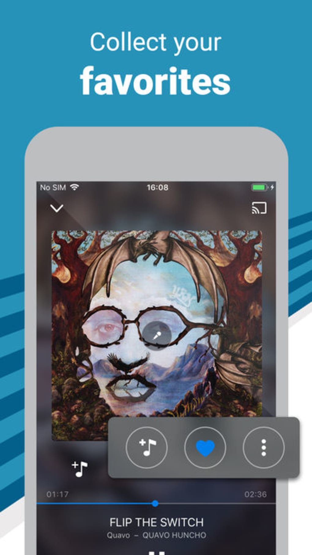 Deezer: Music & Podcast Player for iPhone - Download