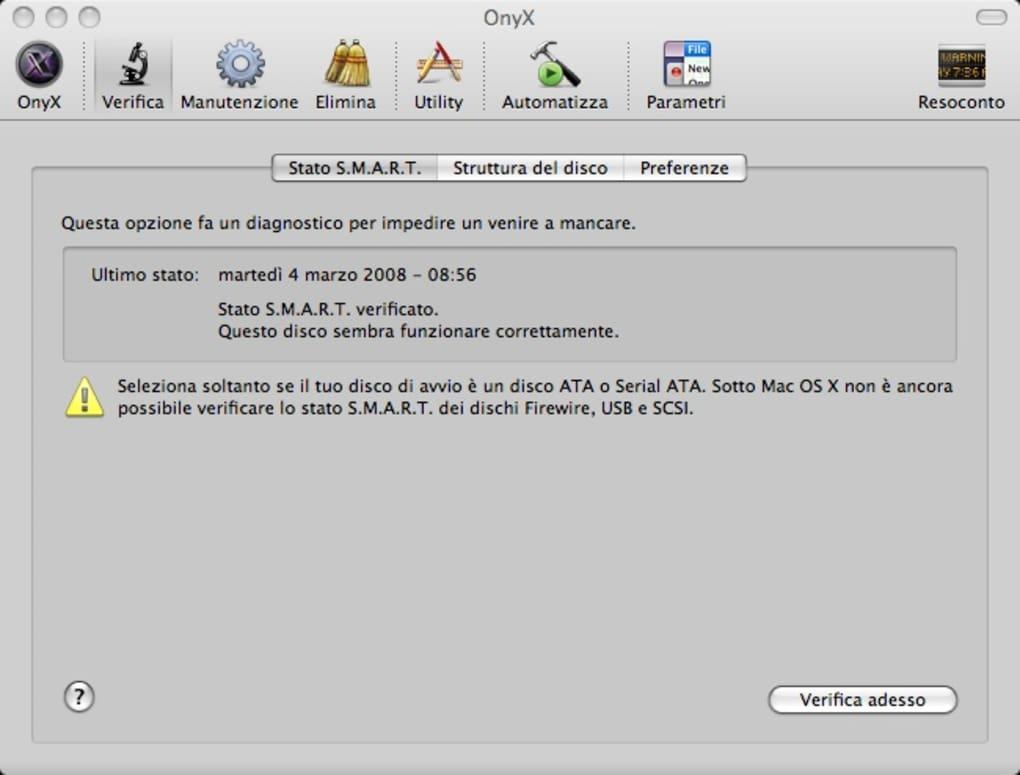 onyx mac 10.5.8