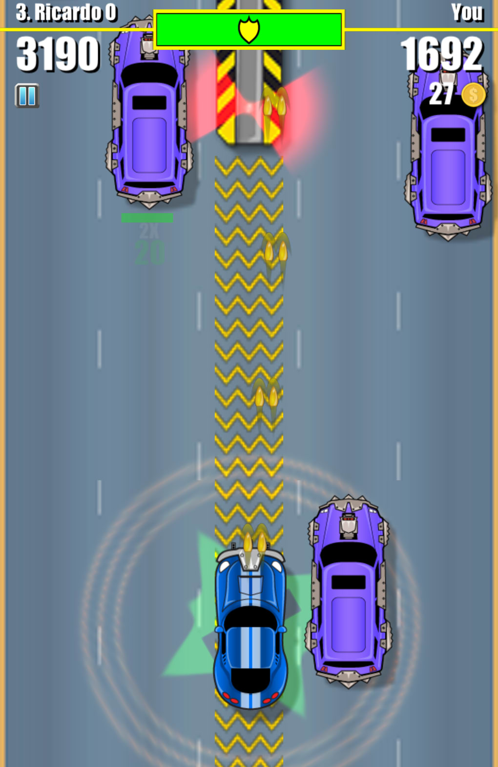 Road Riot for Tango for iPhone - Download