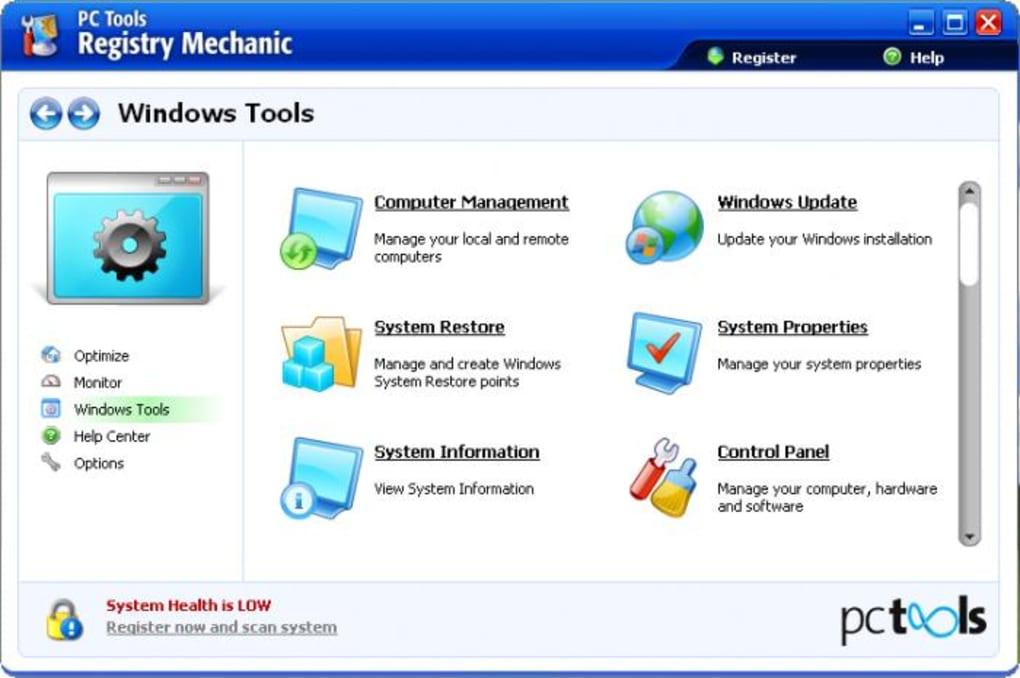 Registry Mechanic - V.5.0.0132 [Spanish] utorrent