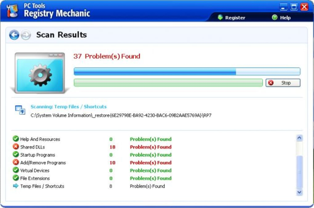Registry Mechanic - Download Registry Mechanic