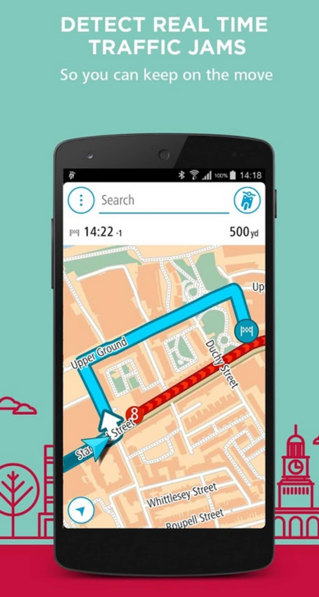 TomTom VIO for Android - Download