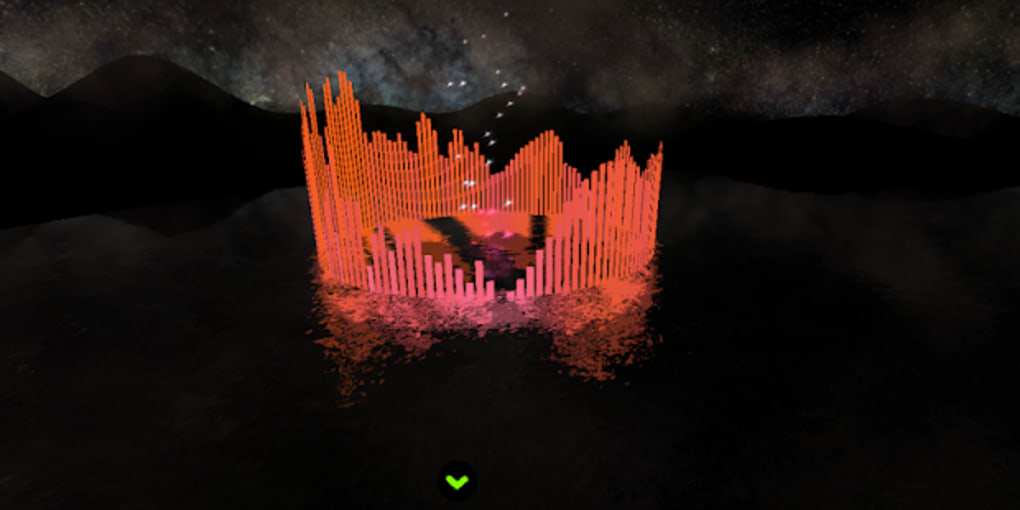 3D neo music Visualizer for Android - Download