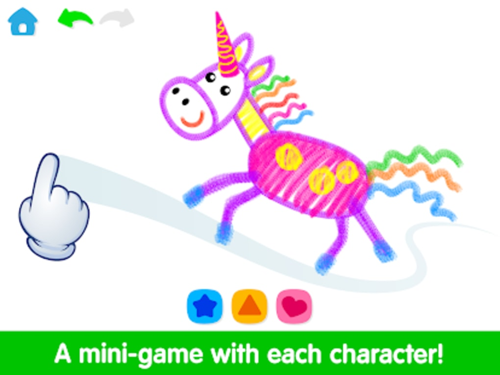 Drawing Academy Learning Coloring Games for Kids for Android ...