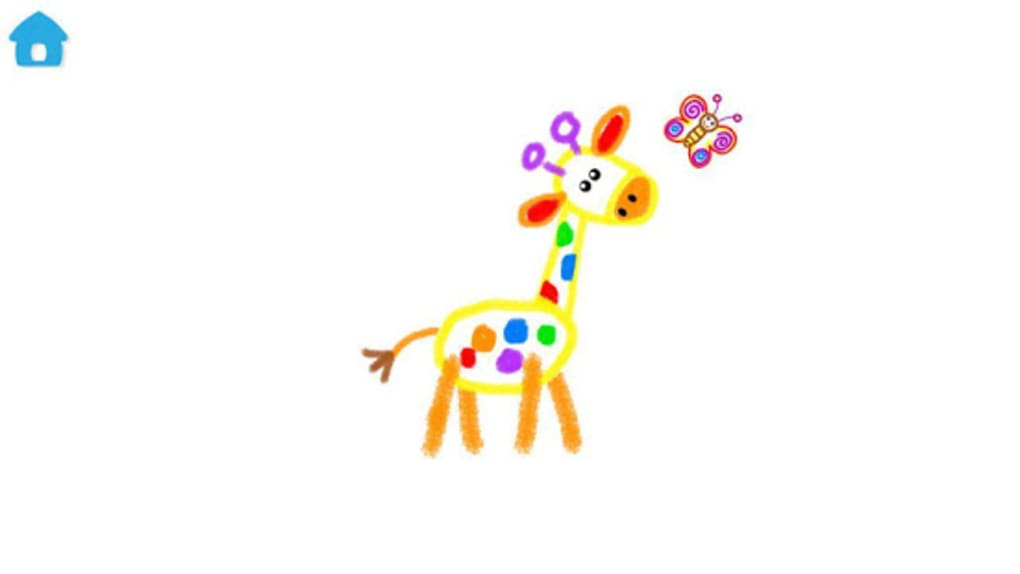Drawing Academy Learning Coloring Games for Kids für Android ...