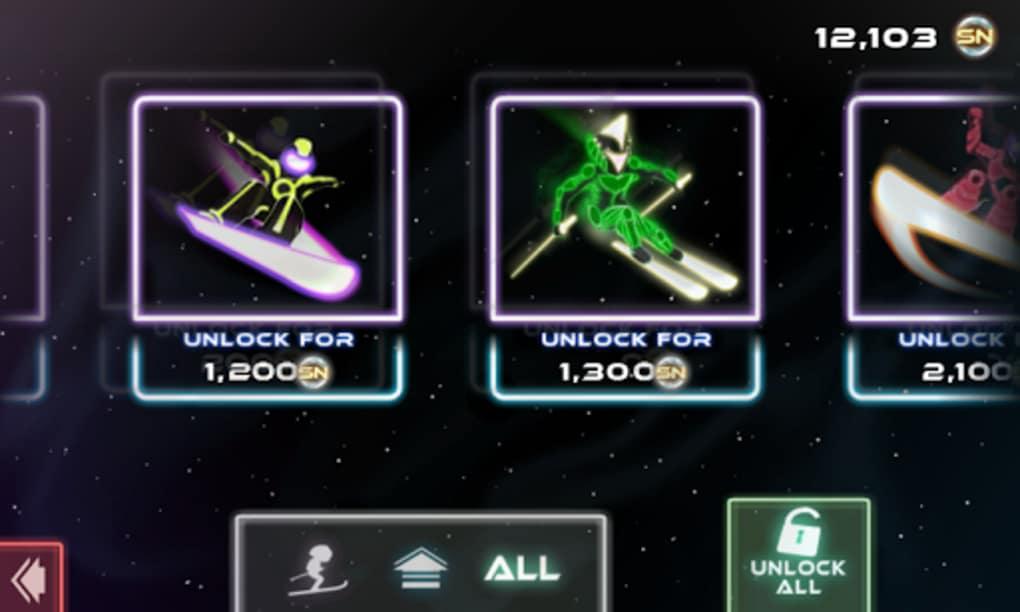 Neon Ski