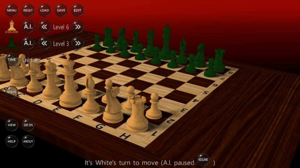 3D Chess Game for Windows 10 (Windows) - Download