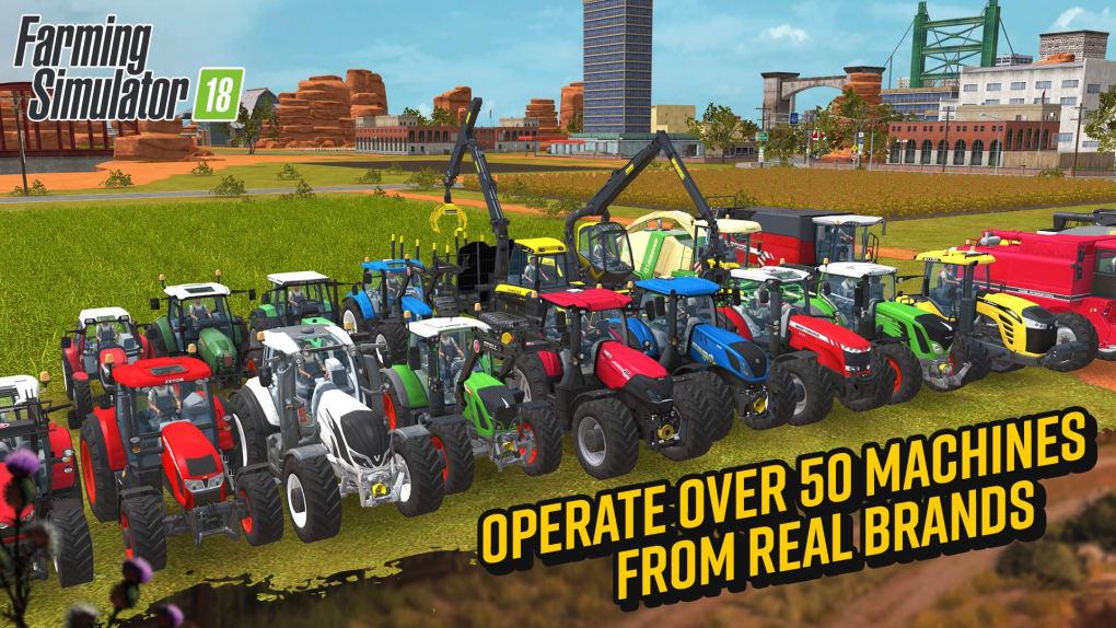 Farming Simulator 18 Download