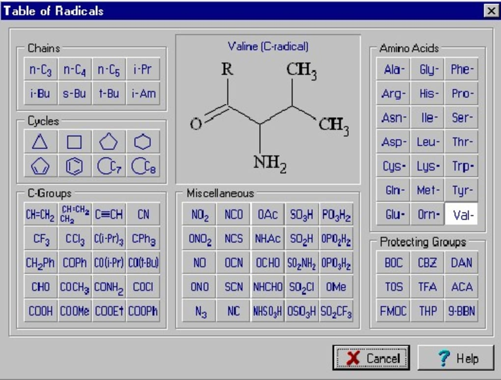 Chemsketch 12. 01 download for pc free.