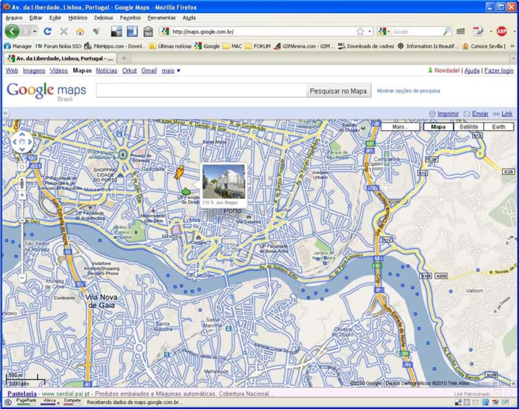 Google street view online prs ccuart Images