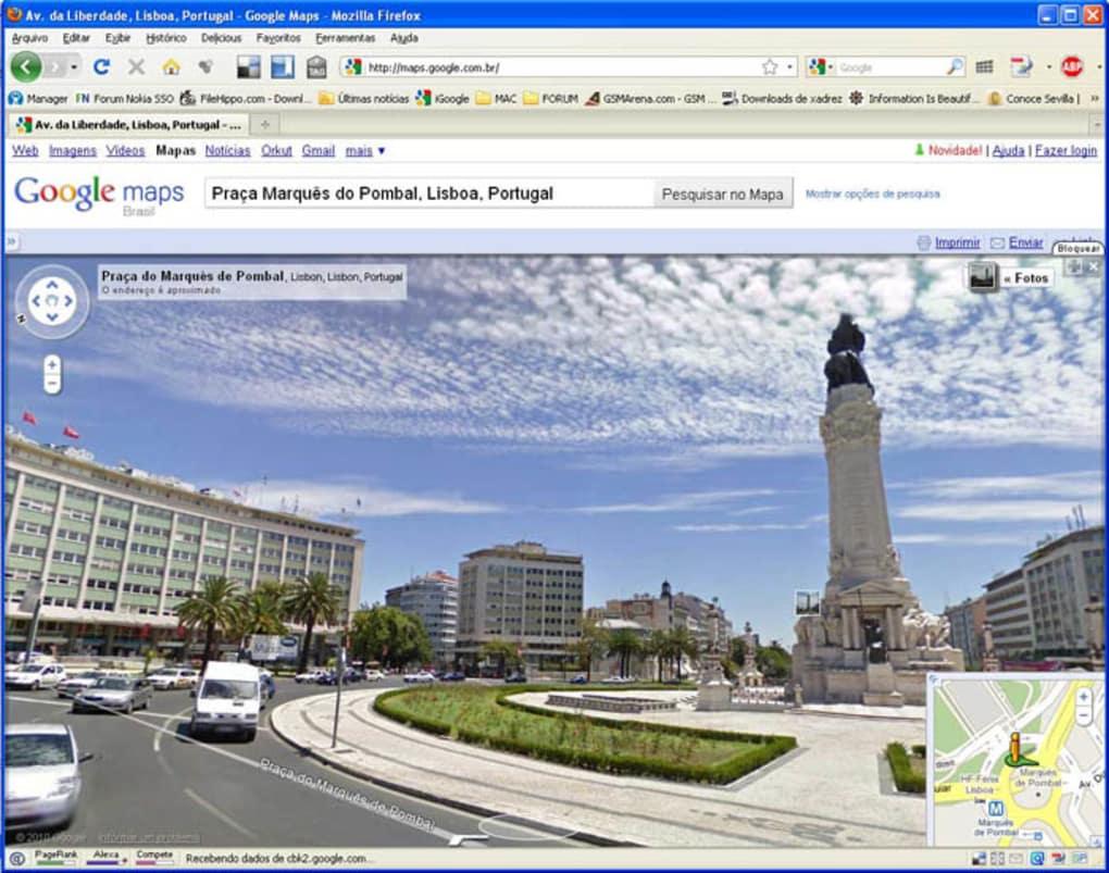 Google Street View Download Mac
