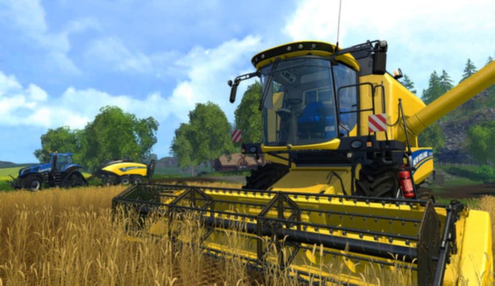 farming simulator 2015 download free pc full game