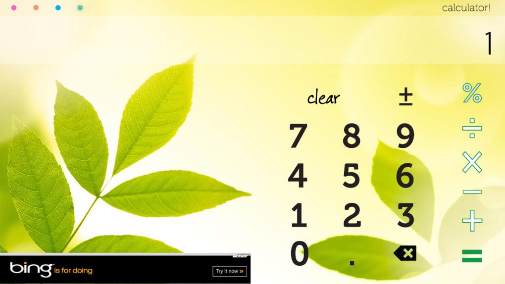 Calculator Free for Windows 10 (Windows) - Download