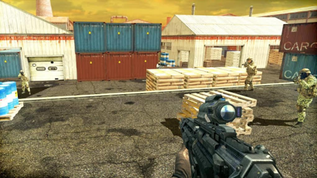 Mission Counter Attack for Android - Download