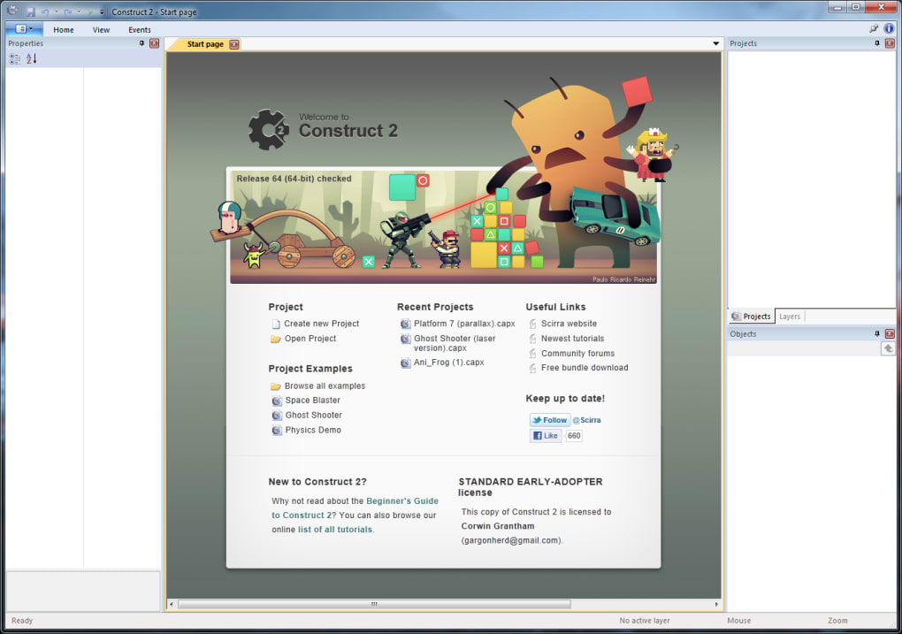 download construct 2 r262 full version