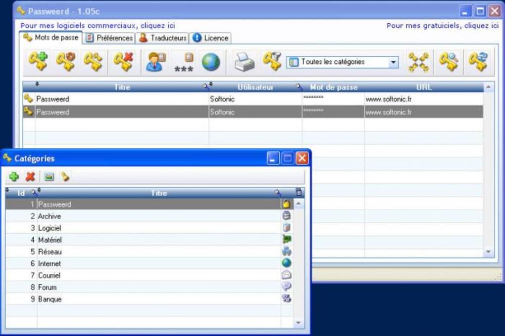 Logiciel gratuit de récupération de données sur clef usb