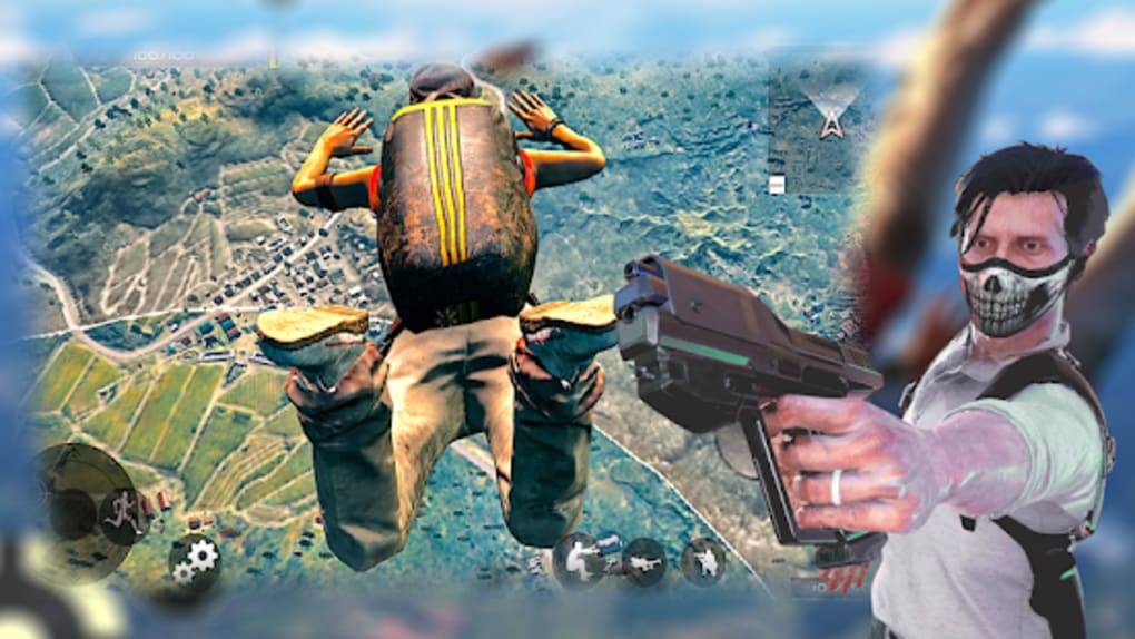 Online Free Fire Survival Battlegrounds 3d For Android